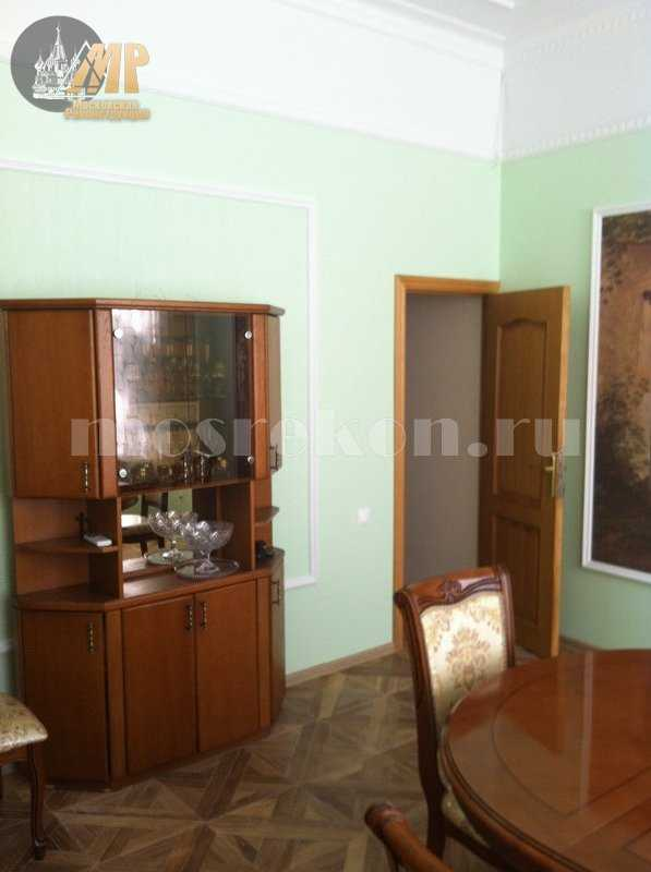 Установка кухонного гарнитура в офисе на Мясницкой