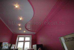 Необычный ремонт в комнате на Серафимович