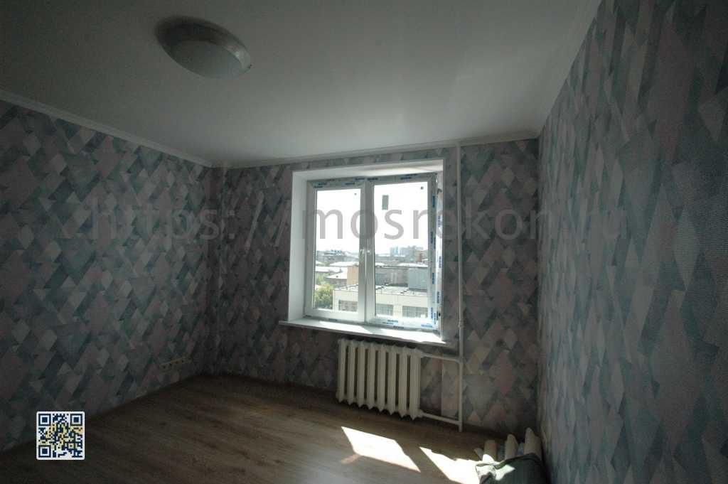 Отделка стен под обои в комнате
