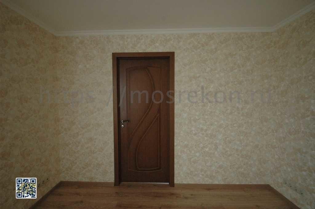 Установка меж комнатных дверей при ремонте комнаты