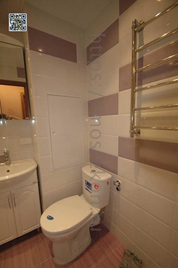 Ремонт ванной под ключ в квартире