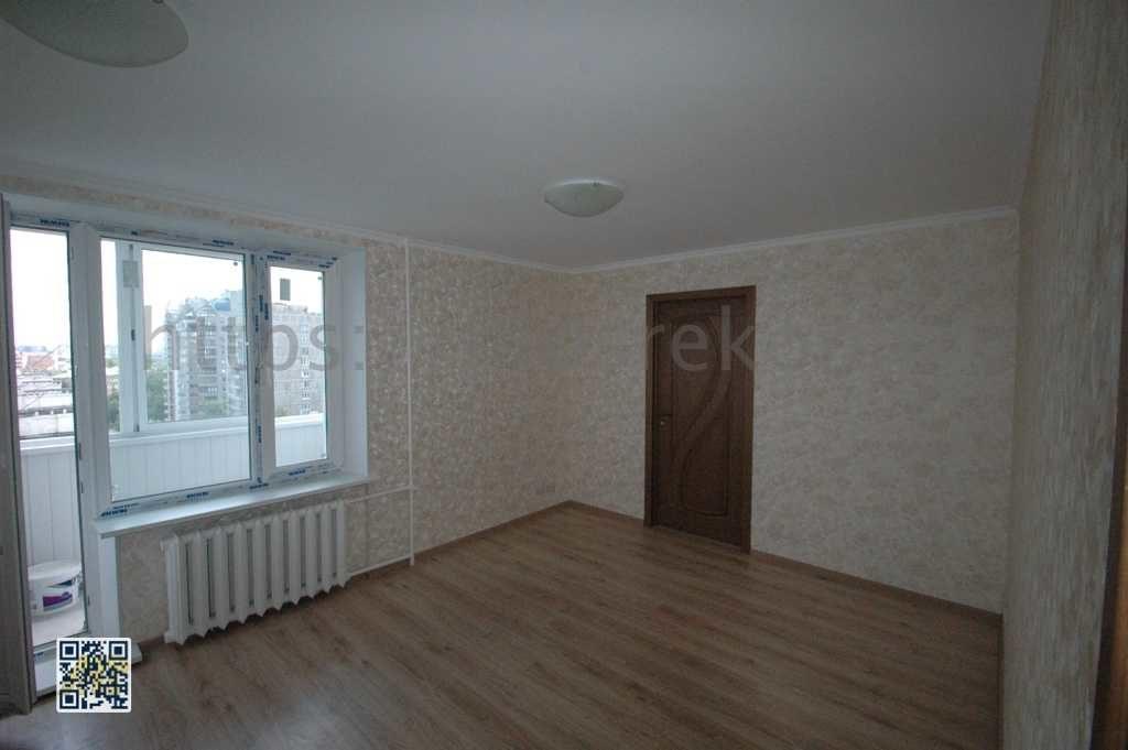 Капитальный ремонт в зале на Дмитровской