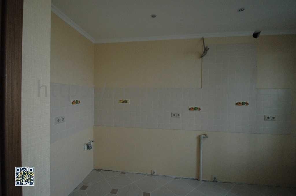 Ремонт кухни 9 м2
