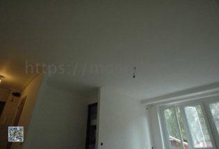 Ремонт потолка под окраску на Щукинской