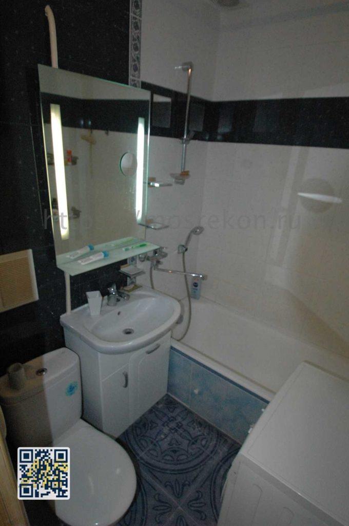 Ремонт совмещенной ванной в хрущевке фото
