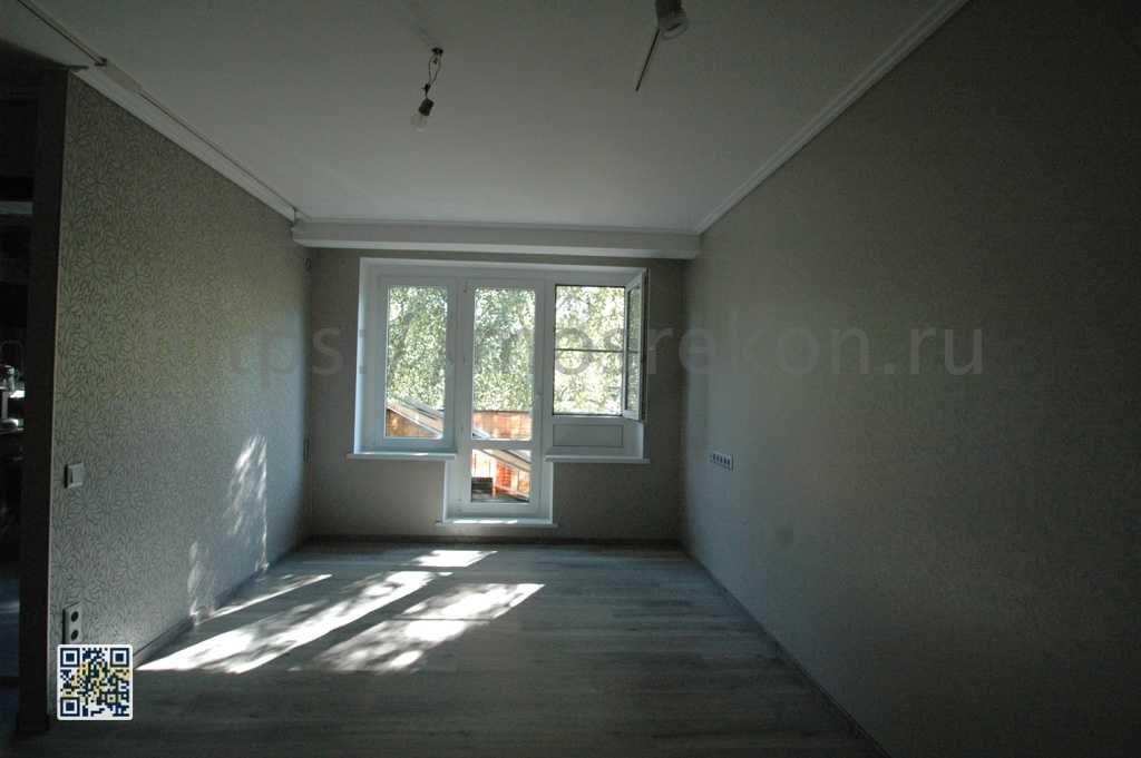 Ремонт комнаты и коридора на щукинской фото