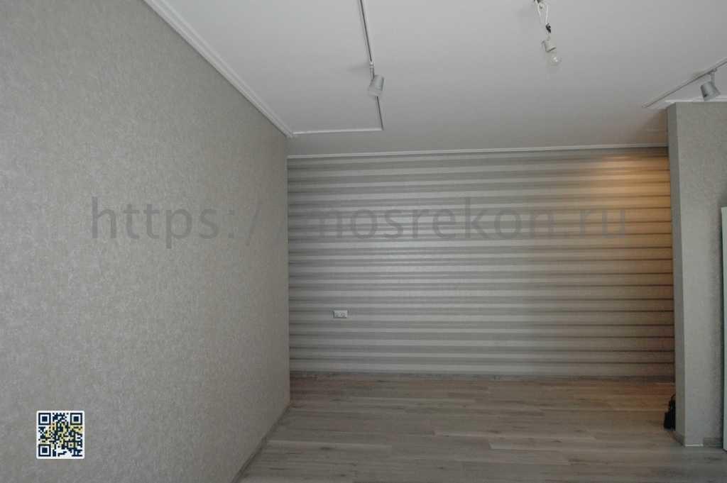 Отделка стен под обои в квартире