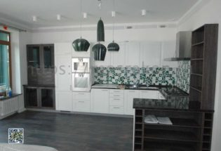 Ремонт кухни в загародном доме фото
