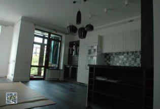 Лукс ремонт кухни в загородном доме