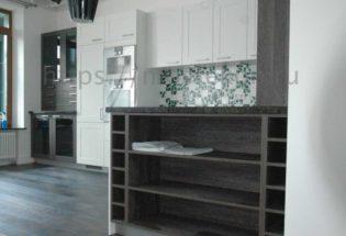 Лукс ремонт кухни в таунхаусе