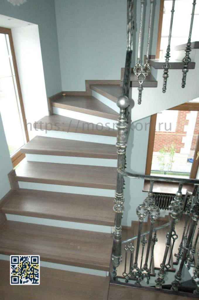 VIP монтаж лестницы