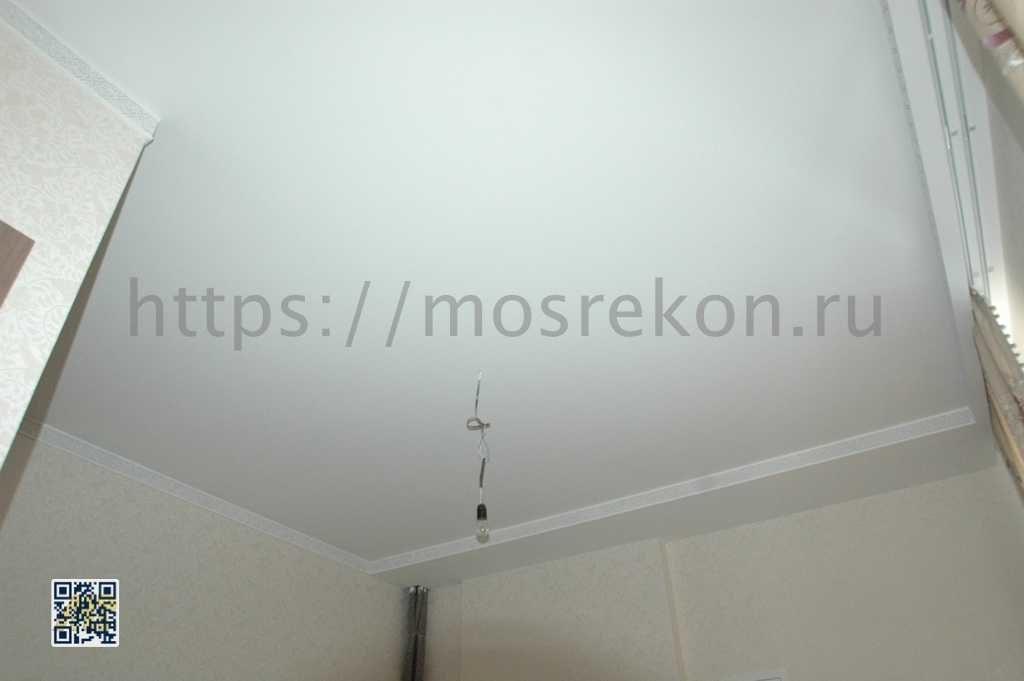 Ремонт большой спальни в Суханово