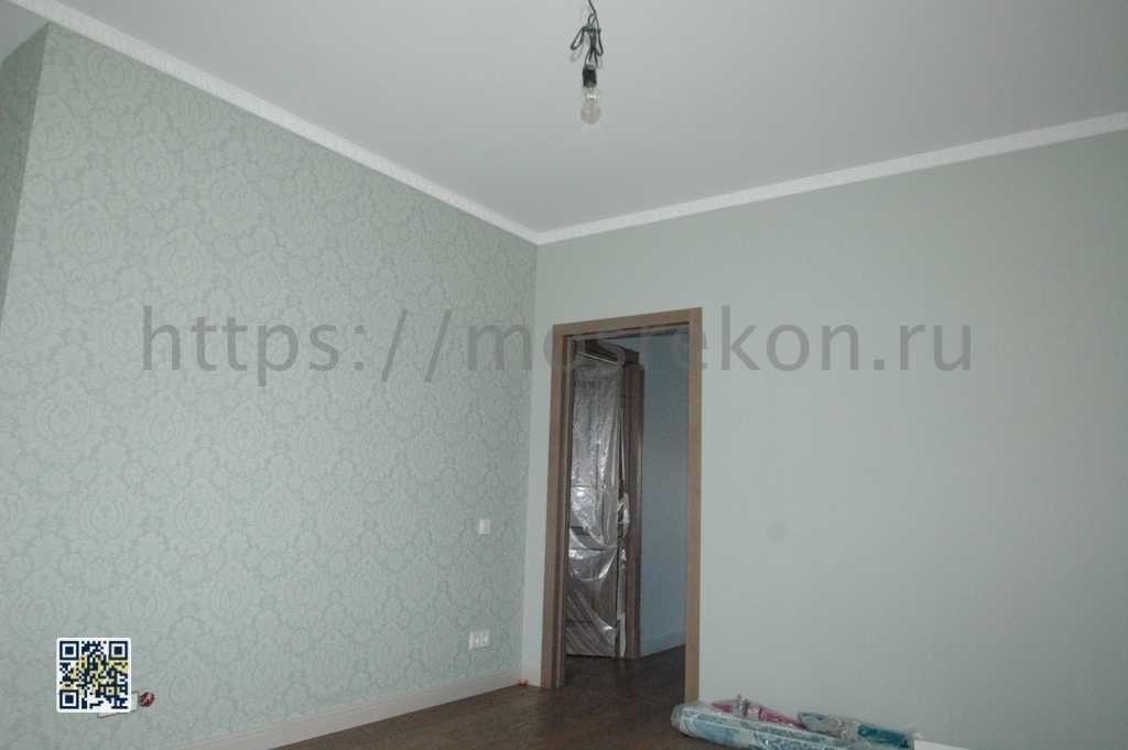 Капитальный ремонт комнаты в Суханово
