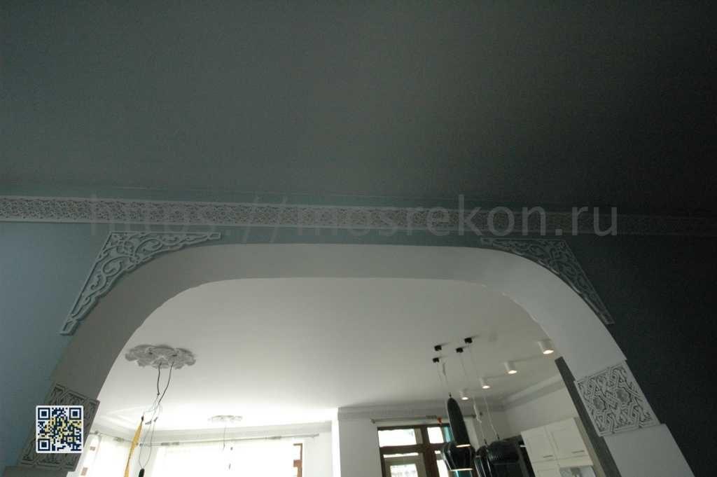 Большая арка фото в Суханово