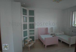 Ремонт детской комнаты на Щелковской