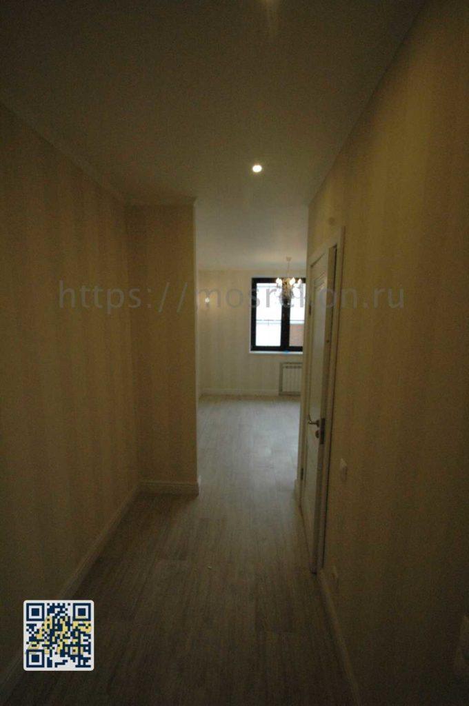 Ремонт комнаты в двух этажном таунхаусе