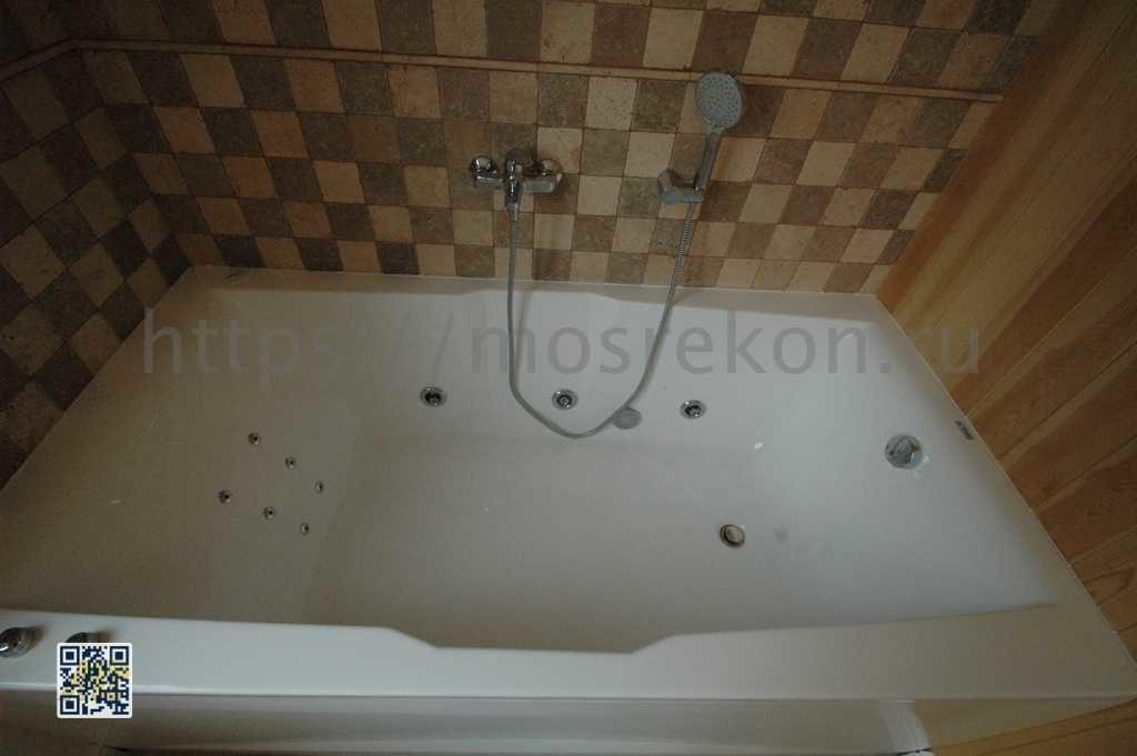 Установка ванной с гидро массажем в Суханово