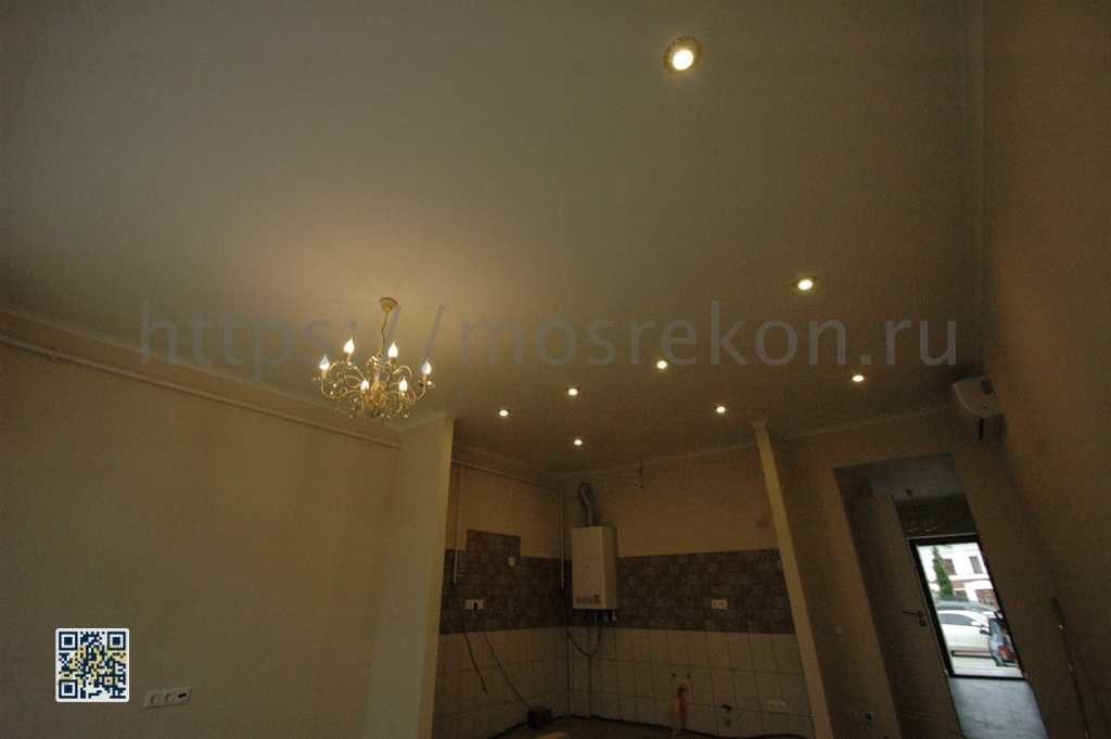 Подвесной потолок в частном доме