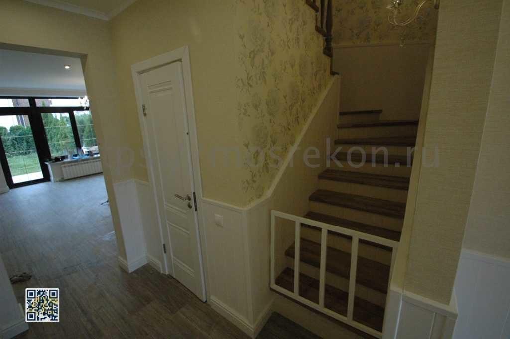 Капитальный ремонт лестницы в Суханово