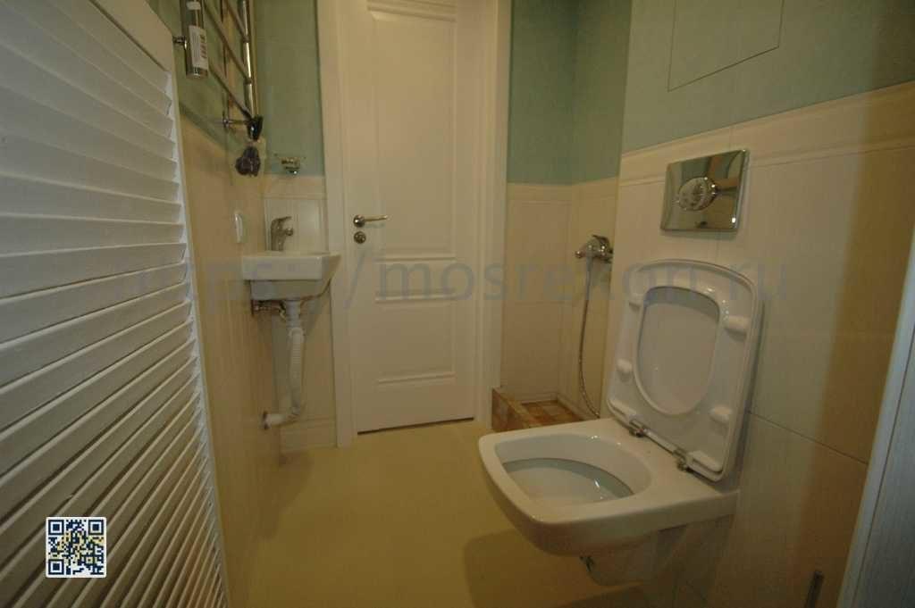 Ремонт гостивого туалета фото
