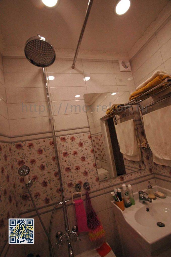 Ремонт ванной комнаты в Балашихе на ул Разина 22