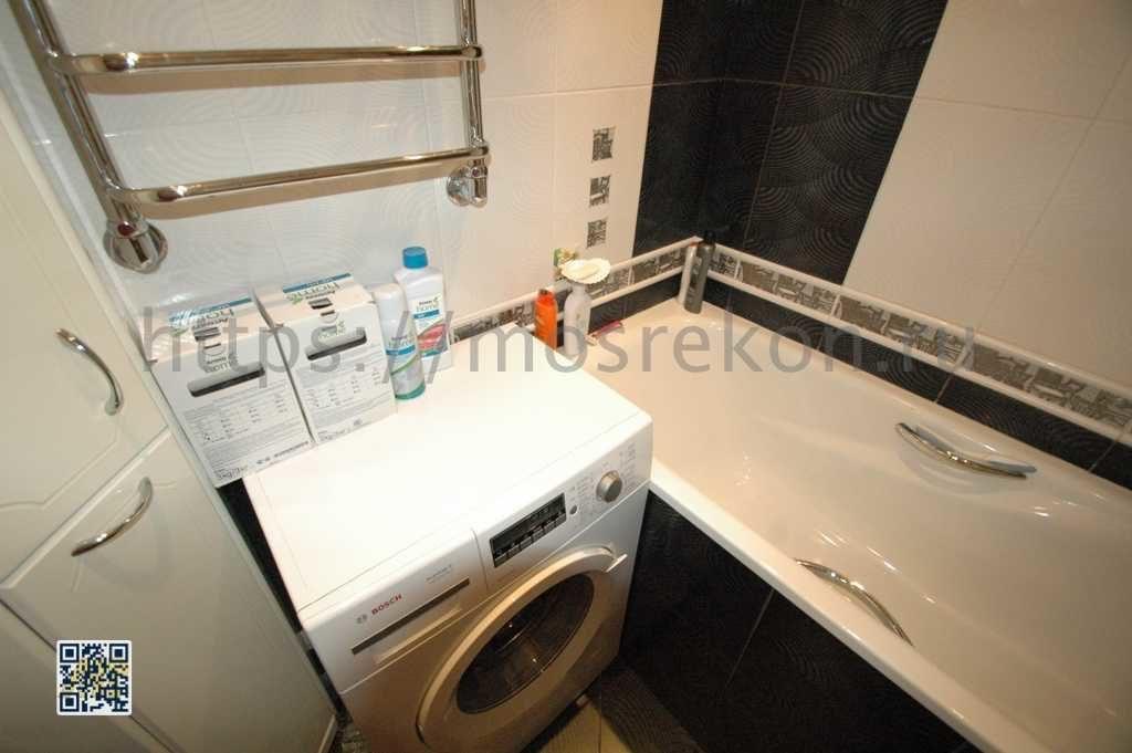 Недорогой ремонт ванной комнаты в Очаково