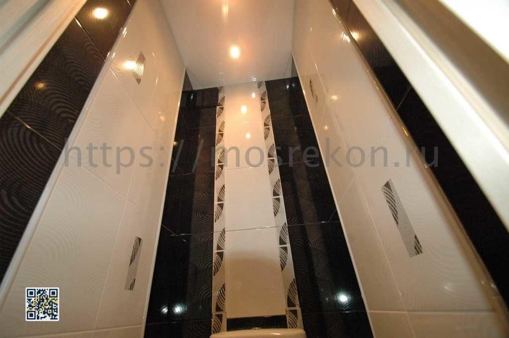 Качественный ремонт туалета в квартире