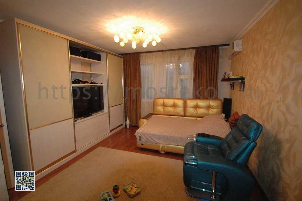 Ремонт зала в одна комнатной квартире