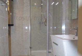 Ремонт и отделка ванной комнаты на Остоженке
