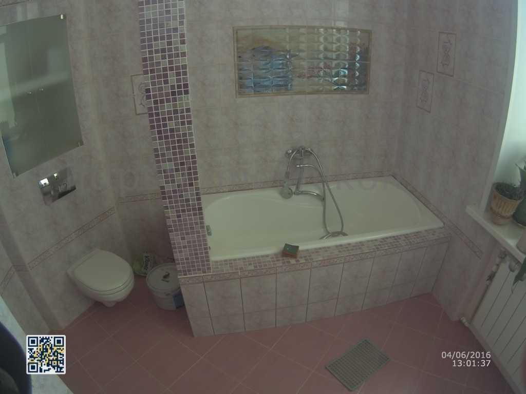 Ремонт совмещенной ванной в квартире на Боровицкой