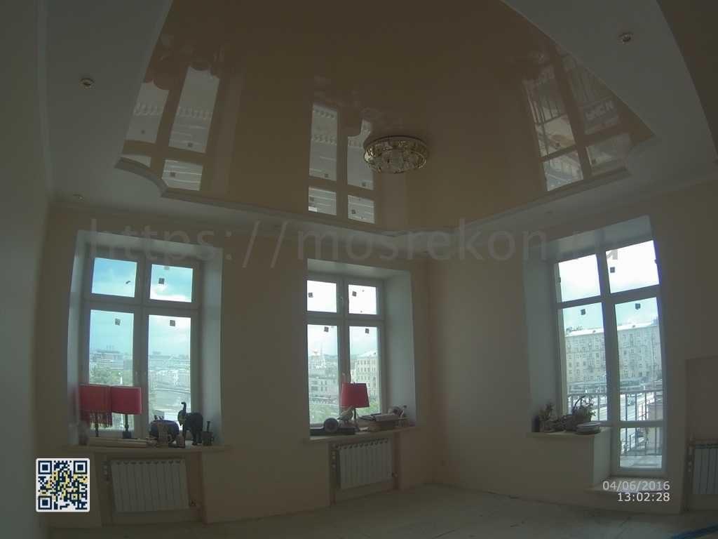 Ремонт зала в квартире на Боровицкой