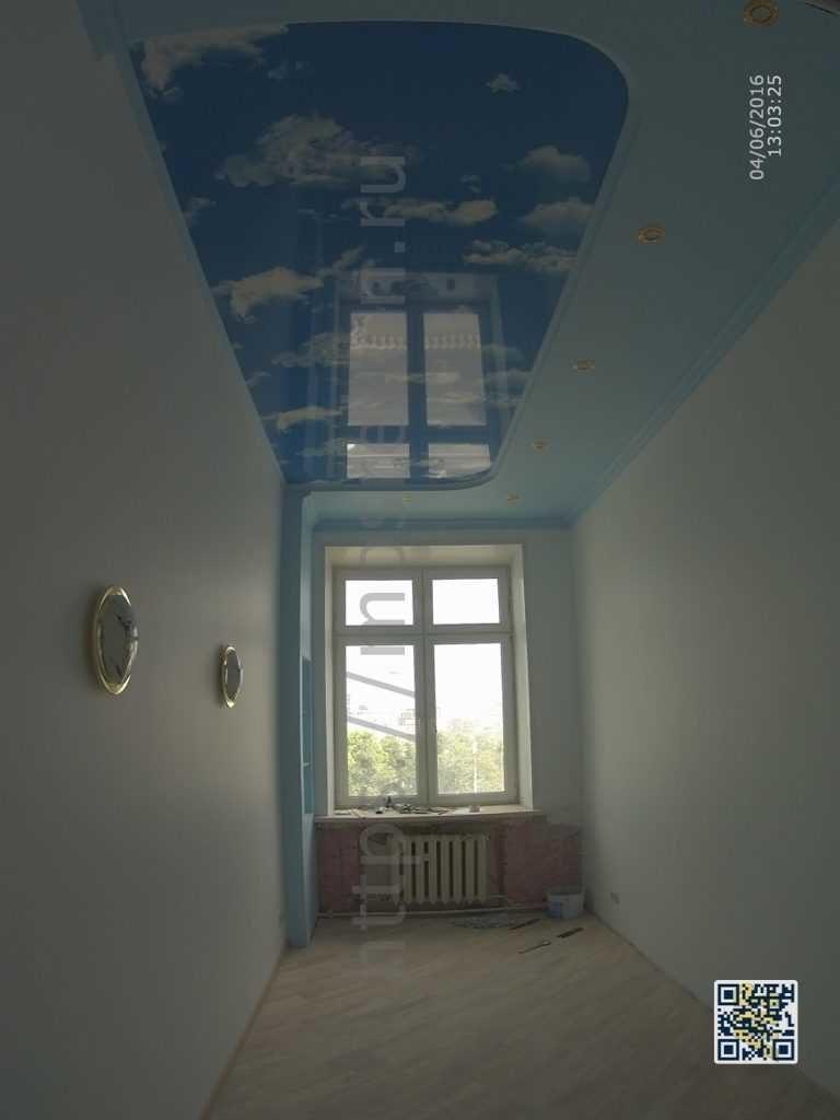 Ремонт комнаты в 4-х комнатной квартире на Крапотнецкой