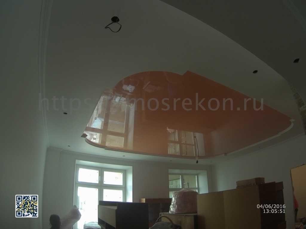 Ремонт комнаты с мебелью на Кропотницкой