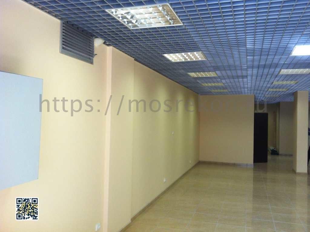 Комплексный ремонт под ключ в помещениях