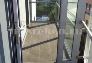 Ремонт балкона на Пакровке фото