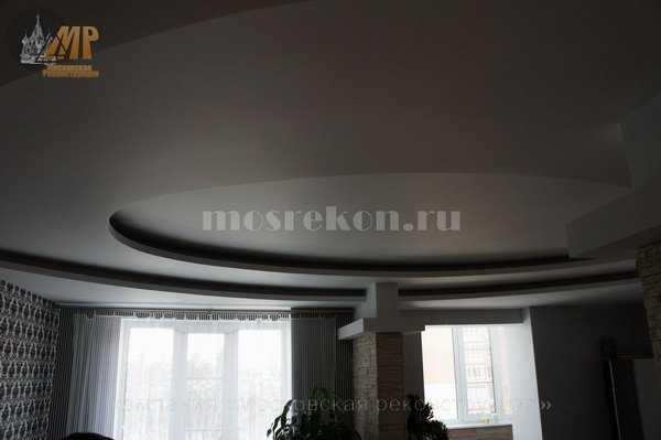 Элитные потолок в квартире в Юбилейном