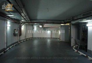 Косметический ремонт пандуса на Пакровке фото