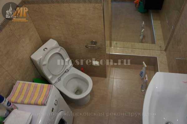 Ремонт туалета гостевого в Королеве