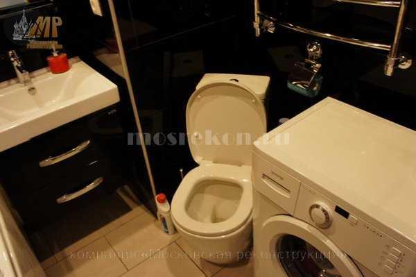 Ремонт ванной комнаты на Сакольниках