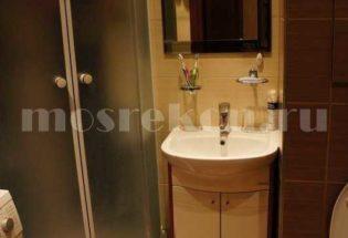 Установка душевой кабины в ванной на Сокольниках