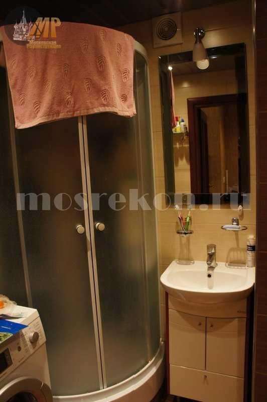 Ремонт совмещенной ванной фото