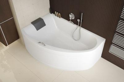 формы асимметричных ванн