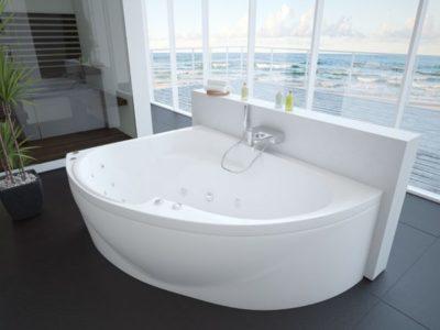 материалы асимметричных ванн