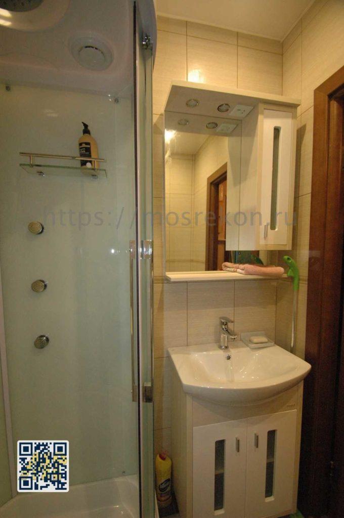 Ремонт раздельной ванной в панельном доме