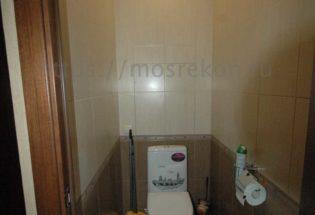 Стандартный ремонт туалета в панельном доме
