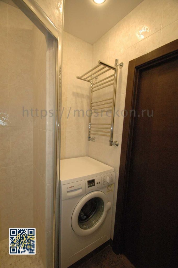 Ремонт большой ванной в Красногорске