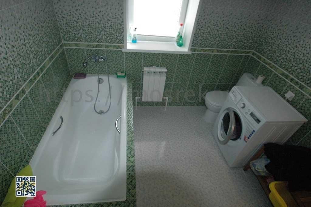 Недорогой ремонт ванной комнаты в Малаховке