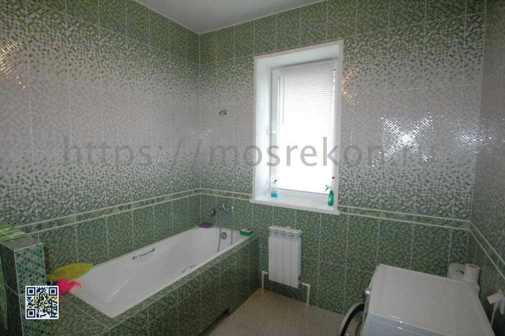 Ремонт совмещенной ванной в ПГТ Малаховка