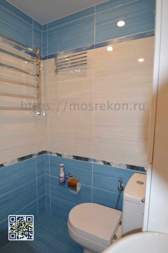 Укладка плит в ванной возле метро Отрадное