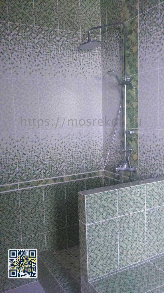 Капитальный ремонт совмещенной ванной в ПГТ Малаховка